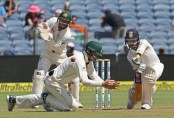 India win toss, bat 1st in 2nd cricket test vs Australia