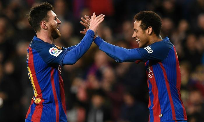 Lionel Messi magic helps Barcelona rout Celta