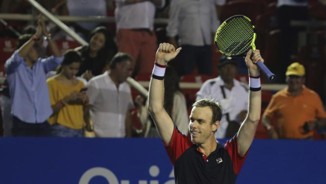 Sam Querrey beats Rafael Nadal in Mexican Open final