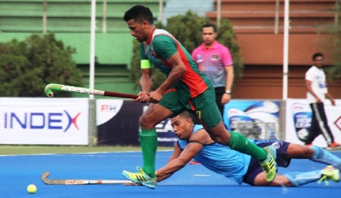 Bangladesh crushes Fiji 5-1 in Hockey World League