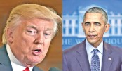 Trump accuses Obama of 'tapping' his phone