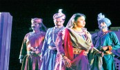 Shesh Nabab brings historical characters alive on stage