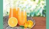 Spicy Orange Juice