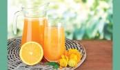 Spicy Orange Juice