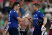 England beats West Indies by 6 wickets to win ODI series
