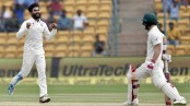 Australia all out for 276, lead India by 87 runs