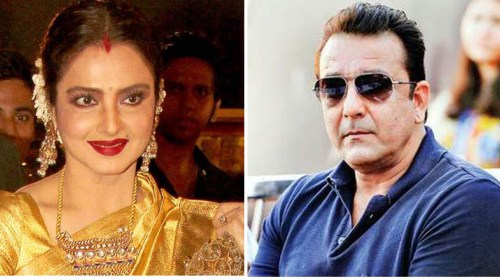 Rekha was secretly married to Sanjay Dutt? Writer spills the beans