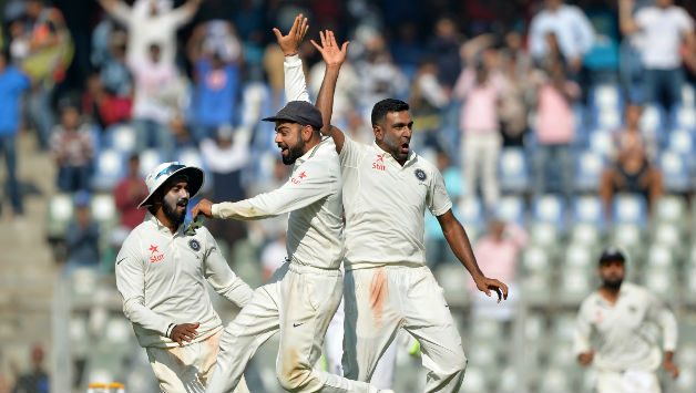India beat Australia by 75 runs in 2nd Test in Bangalore