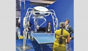 World's first robot table tennis tutor