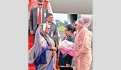 PM reaches Jakarta