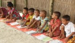 Children deprived of pry education in Char areas