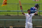 Mendis ton sets strong base for SL