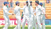 India skittle Australia  to level Test series