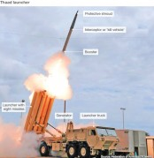 US deploys anti-ballistic missile defence system in S Korea