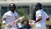 Galle Test: Mendis misses double ton but Sri Lanka dominate