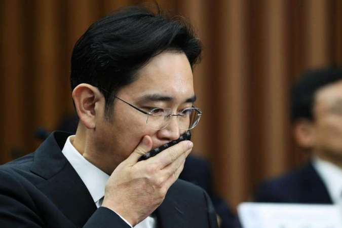Samsung chief Lee Jae-Yong on trial for bribery