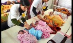 Palestinian woman dies after giving birth to 69 children