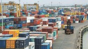 Exports hit $22.83b in 8 months