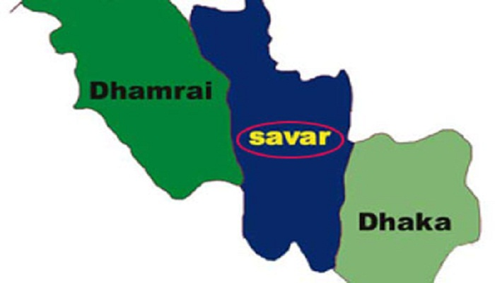 2  found dead in Savar