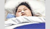 'World's heaviest woman' loses 100 kgs after surgery in India