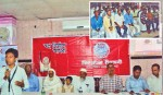 King Brand Cement holds mason confce in Jhenaidah