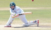 Spinners put Lanka in control on rain-hit day