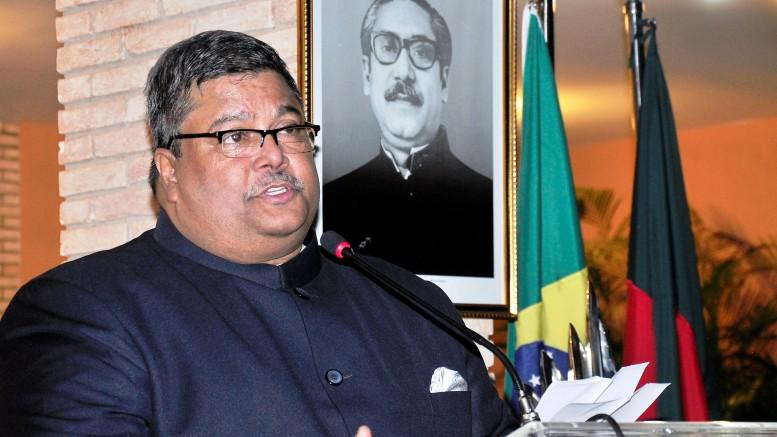 Bangladesh Ambassador to Brazil Mijarul Quayes passes away
