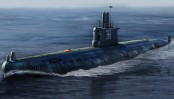 Country's first submarines to be commissioned Sunday