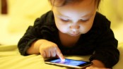 Children getting obsessed with electronic gadgets
