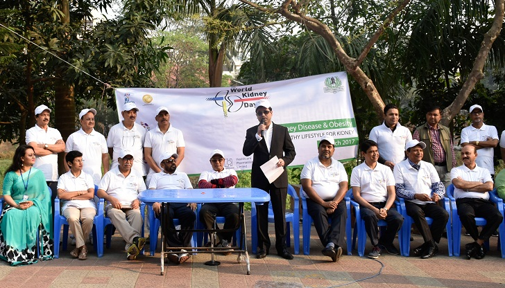 Apollo Hospitals Dhaka observes World Kidney Day