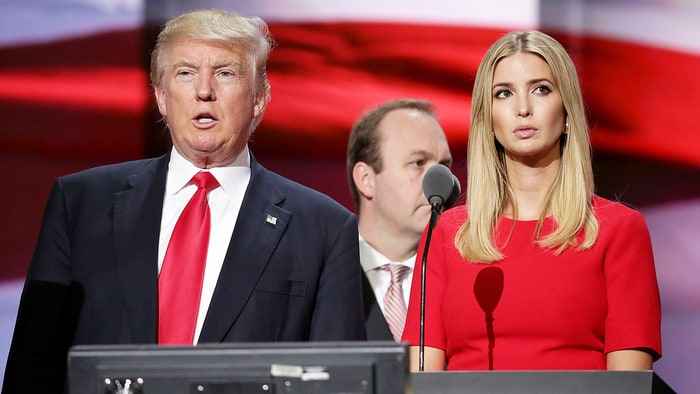 Ivanka Trump is exception to dad's 'Buy American' rule