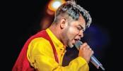 Shwapnil mesmerises Kolkata audience