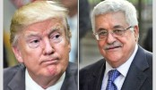 Trump invites Abbas to White House 'soon'