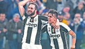 Injury time penalty gives Juventus victory