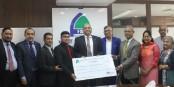 FSIBL sponsored Bangladeshi competitor for London Meet