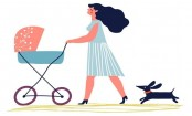 Use pram covers to protect babies from air pollution