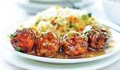 Flavoursome  Vegetable  Manchurian