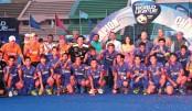 Malaysia clinch Hockey World League title