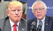 Trump is a pathological liar, warns Bernie Sanders