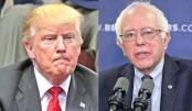 Trump is a pathological liar, warns Bernie Sanders