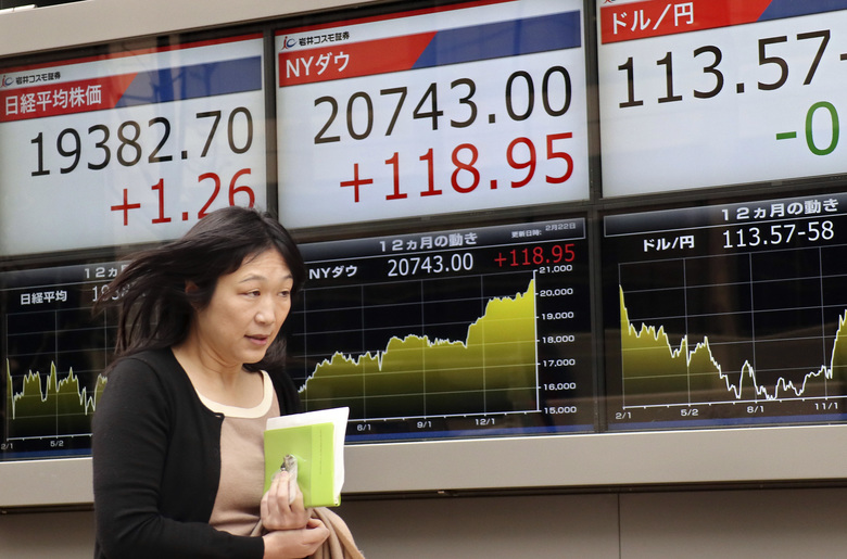 Asian stocks drift as investors await Fed meeting