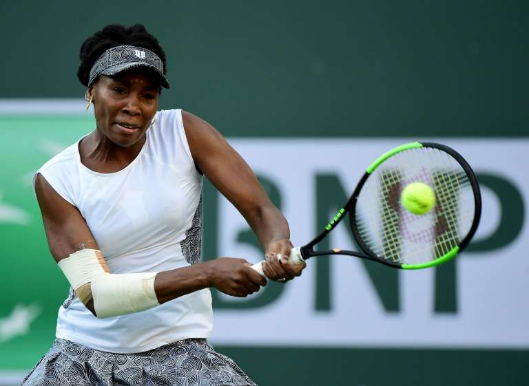 Venus sweeps into Indian Wells fourth round