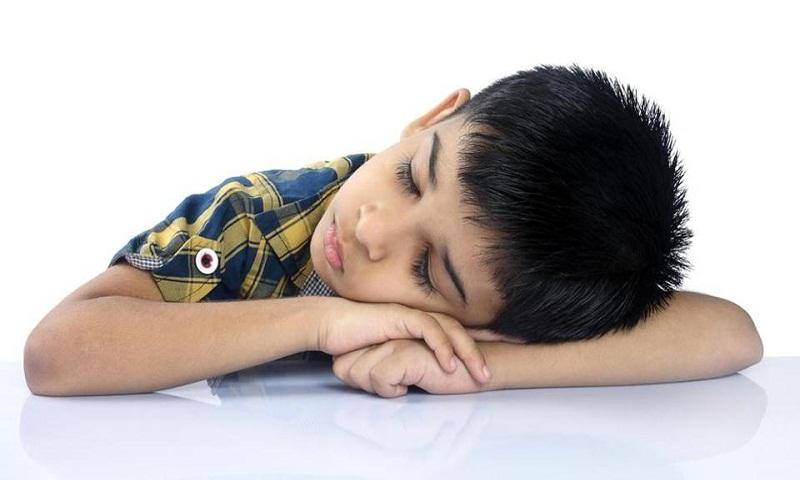 Behavioural problems in children linked to poor sleep