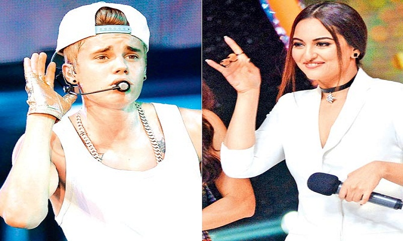 Sonakshi Sinha to perform at Justin Bieber's India gig