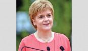 Sturgeon seeks new Scotland independence vote