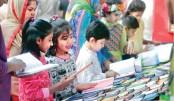 Shishu Academy book fair on Mar 16