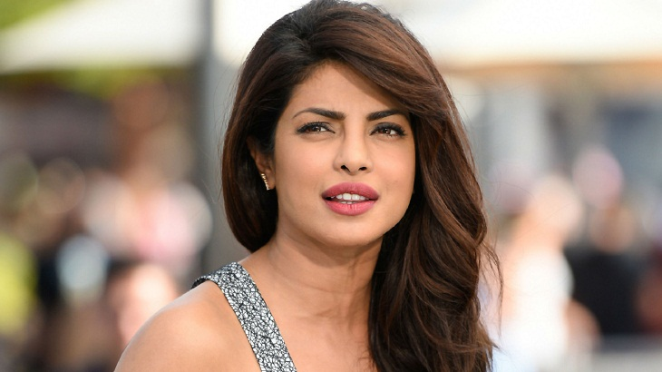Priyanka Chopra doesn't look for love!