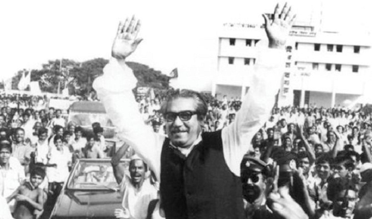 Bangabandhu's second autobiography launching market on March 17