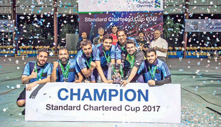 Standard Chartered Cup 2017