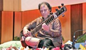Mesmerising sitar play evening at IUB
